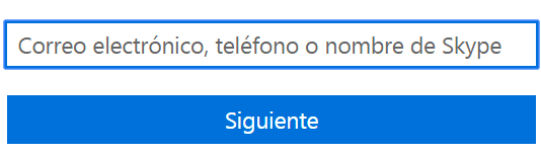 hotmail iniciar sesion correo electronico